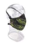 Premium GEN 2 Face Mask  - Reusable 2-Ply Fabric - Digital Forest