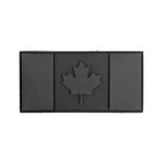 "PVC Morale Patch - Canadian Flag -BlackOps 2""x4"""