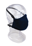 Premium GEN 2 Face Mask  - Reusable 2-Ply Fabric - Solid Dark Navy