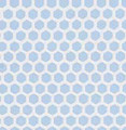 Small Hexagonal Blue Tile