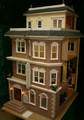 The Darlington Dollhouse Kit by Majestic Mansions
