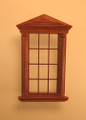 Spenser Window in White or Walnut by Bespaq