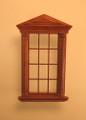 Spenser Window in White or Walnut by Bespaq