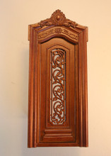 Pollinade Carved Single Door