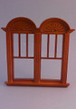 Newport Window in Walnut or White by Bespaq