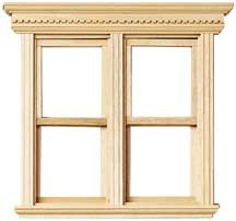Yorktown Side-by-Side Double Hung Working Window by Houseworks