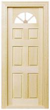 Carolina 6-Panel Exterior Door by Houseworks