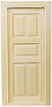 5-Panel Classic Interior Door by Houseworks