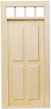 4-Panel Traditional Exterior Door by Houseworks