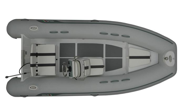 AB ALUMINA 14 ALX 2017 with Outboard Engine