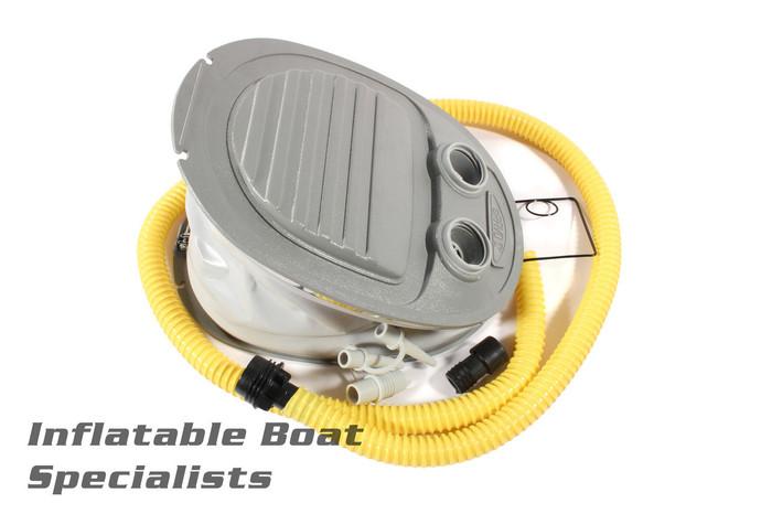 Achilles Inflatable Boat Parts | Bravo 2 Foot Pump - BR2