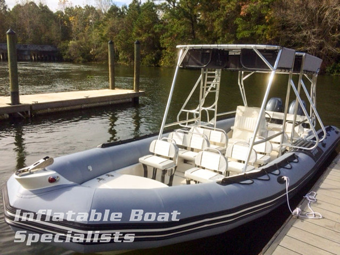 Zodiac PRO SERIES | Pro 850 Touring Ex 2017 NEO with Twin Yamaha F150 Four Stroke