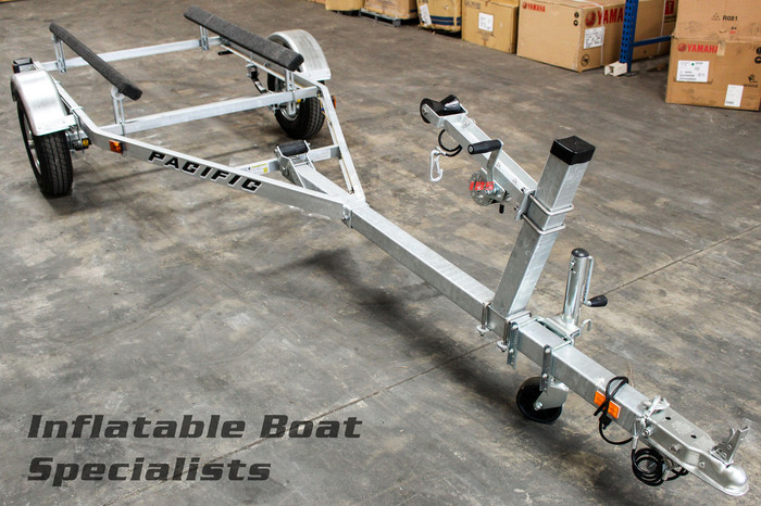 Pacific Galvanized G14-1000 Trailer