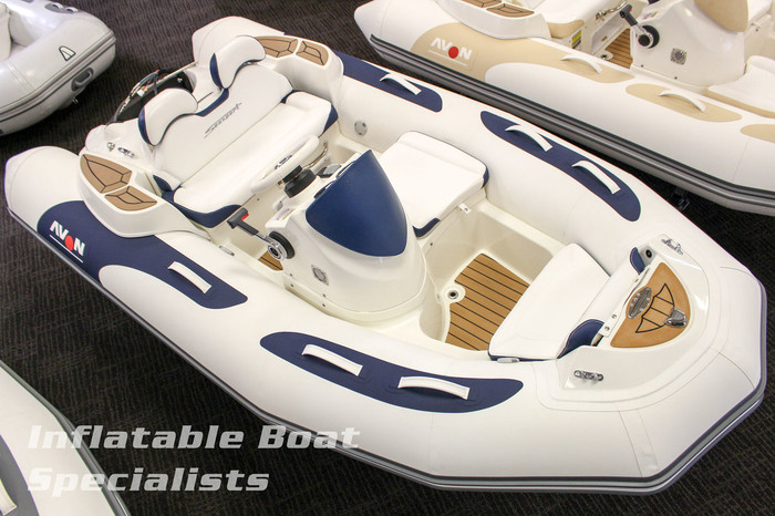 Avon Seasport Inflatable Boat | Seasport 360 NEO 2017 with Yamaha Four Stroke