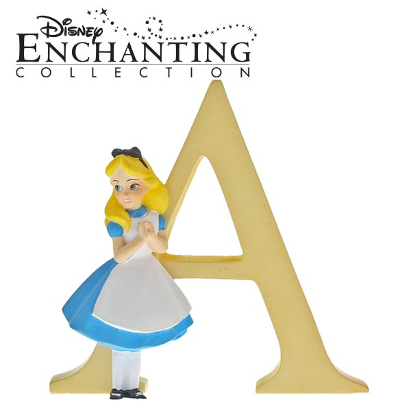Enchanting Disney Alphabet Letter Collection