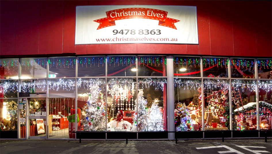about us - The Christmas Shop