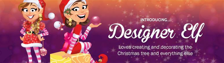 Introducing our Designer Elf