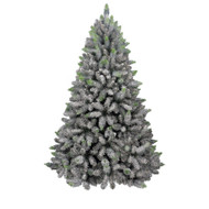 7FT Glitter Arctic Spruce Christmas Tree