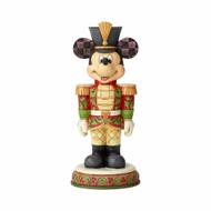 Mickey Mouse Nutcracker Statue