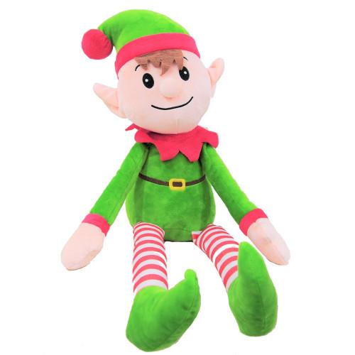 Jumbo Christmas Elf Doll