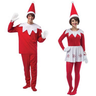 Adults Storybook Elf Costume