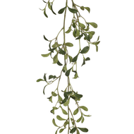 Green Mistletoe Garland - 120cm