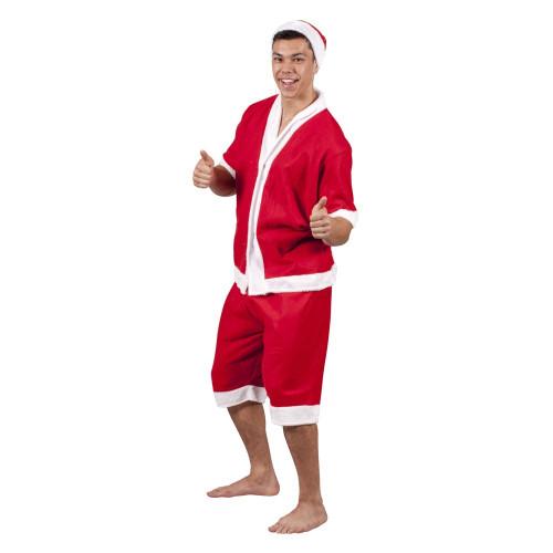 6ceea932b1ee Fleece Summer Santa Suit - Christmas Elves