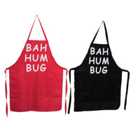 Adults Bah Hum Bug Apron