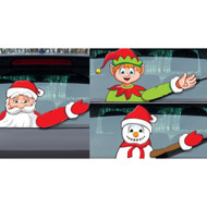 Christmas Car Rear Wiper Character