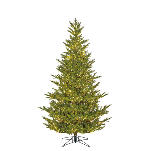 7FT Pre-Lit Tamarack Christmas Tree