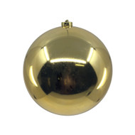 Gold Bauble - 200mm