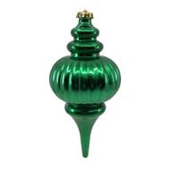 Green Hanging Finial - 25cm