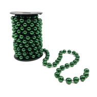 Green Beaded Garland - 5 metres