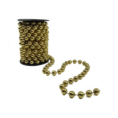 Gold Beaded Garland