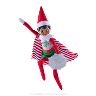 Claus Couture Scout Elf Superhero Girl Outfit