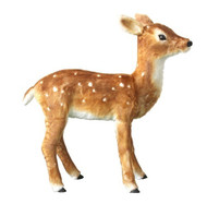 Bambi The Spotted Baby Reindeer