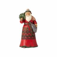 Jim Shore Santas of the World Swedish Santa Claus