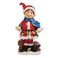 Lightup Christmas Elf