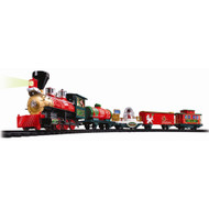 5 Carriage North Pole Express Christmas Train Set