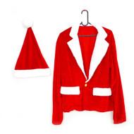 3pc Velvet Santa Tuxedo