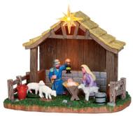 Lemax Nativity Scene - 16cm