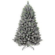 6FT Glitter Arctic Spruce Christmas Tree