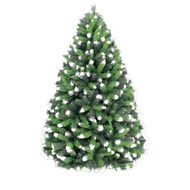 7FT Juniper Snow Christmas Tree