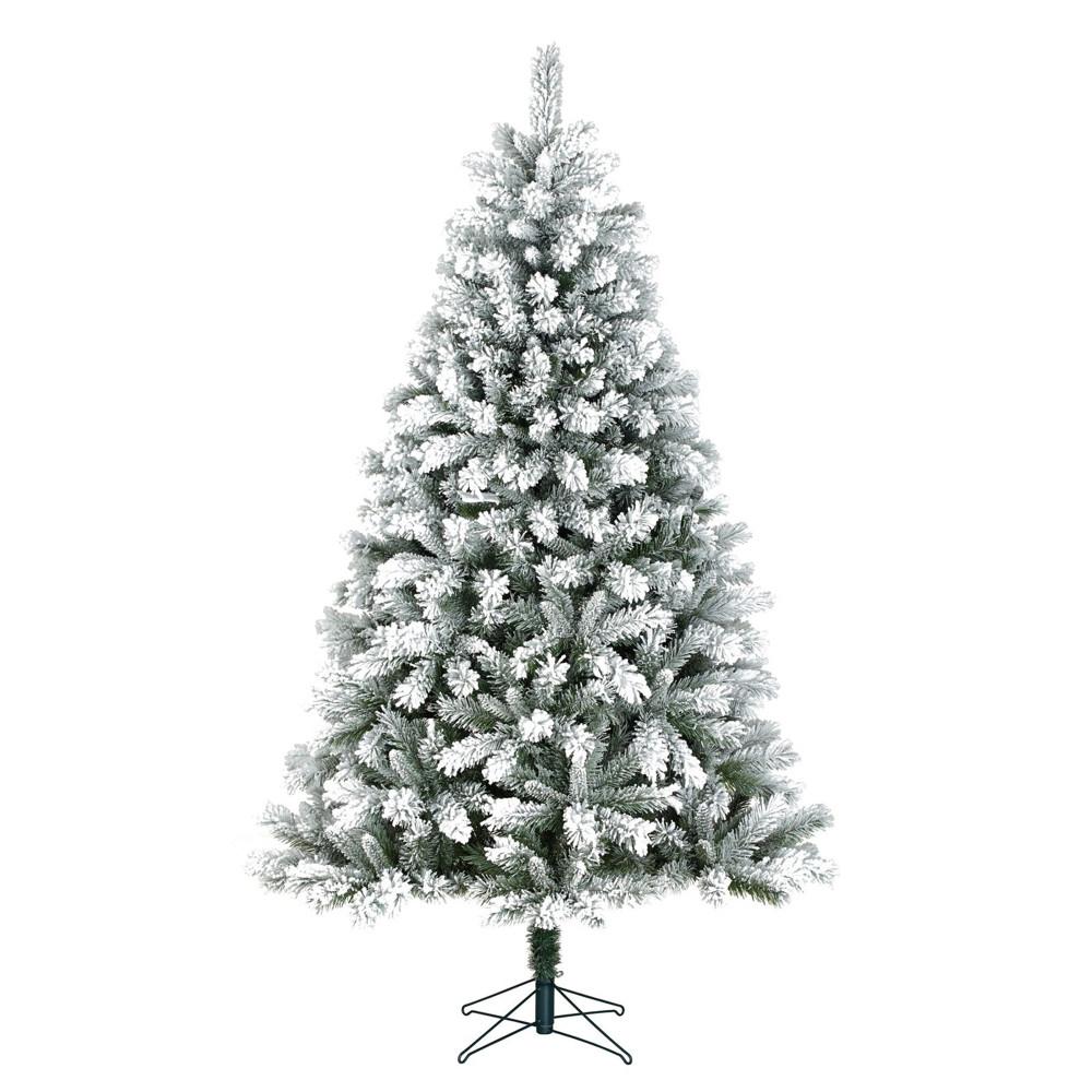 Chandler Flocked Christmas Tree