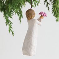 Willow Tree Figurine - Thankyou Ornament