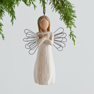 Willow Tree Figurine - Sign for love ornament