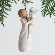Willow Tree Figurine -Beautiful Wishes Ornament