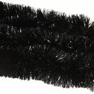 Black 12ply Tinsel - 5 metres