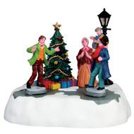 Lemax Happy Christmas, Mr Scrooge