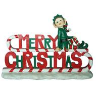 Elf on Merry Christmas